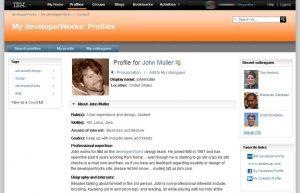 Rede Social da IBM