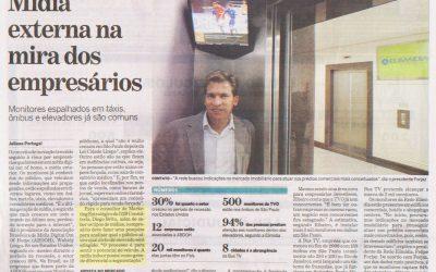 Entrevista para o Jornal o Estado de S. Paulo