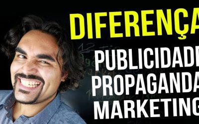 Publicidade, Propaganda e Marketing tem diferença?