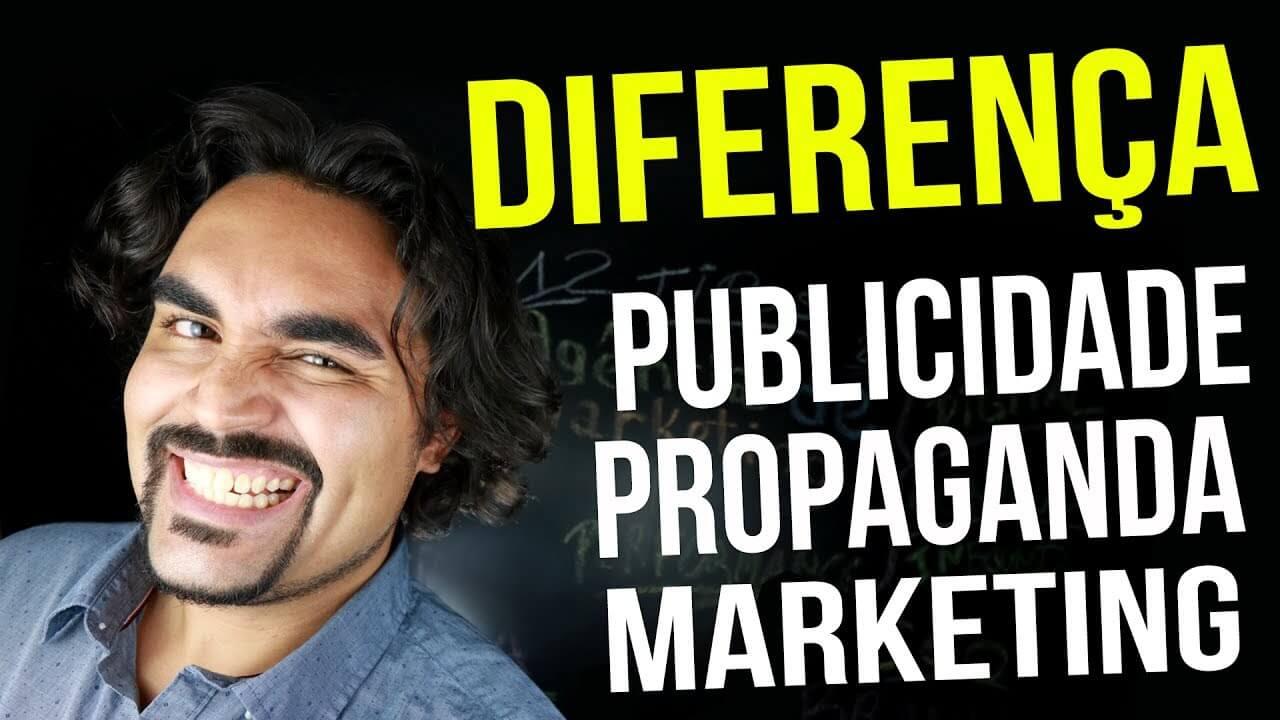 diferenca publicidade propaganda marketing