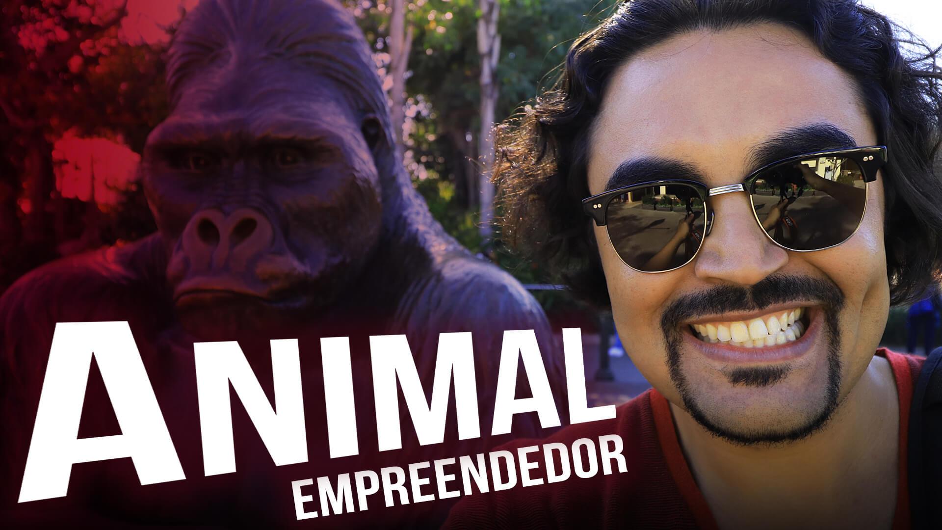 Personalidade Empreendedor Animal