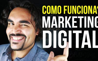 Aula de Marketing Digital para Iniciantes