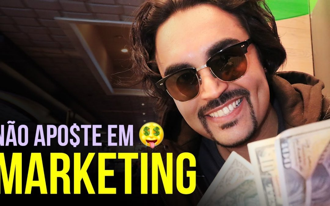 Não Aposte em Marketing, Aprenda Como Investir em Marketing Digital
