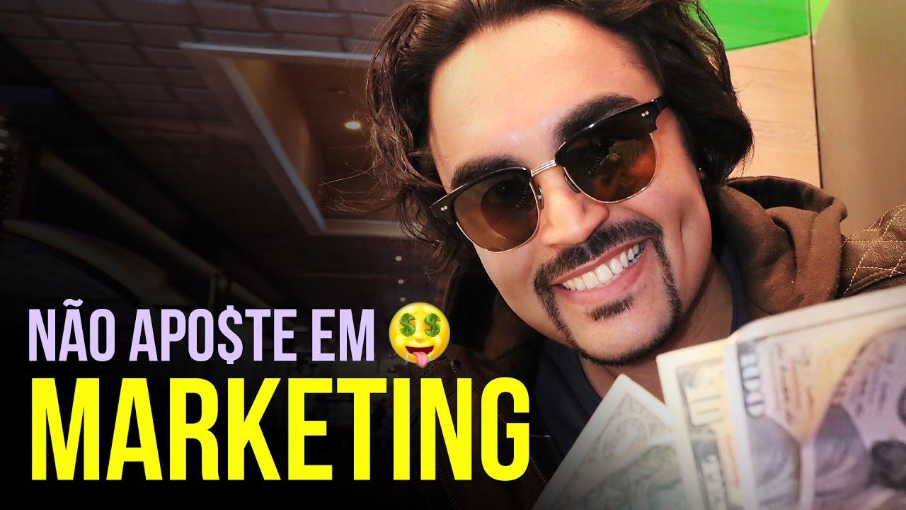 como investir em marketing