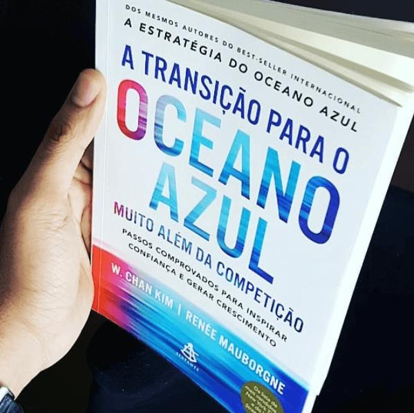 Transição para o Oceano Azul - Estratégia Livro